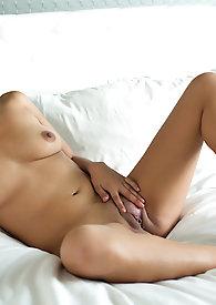 Sexy babe Selma Sins is on Santas naughty list